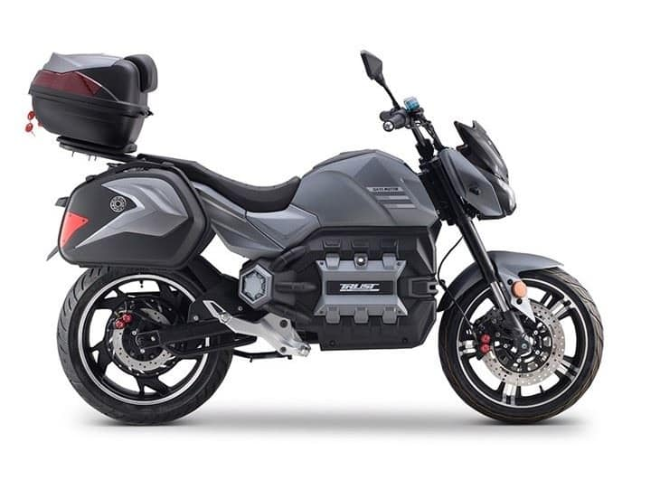 dayi e-odin electric motorcycle