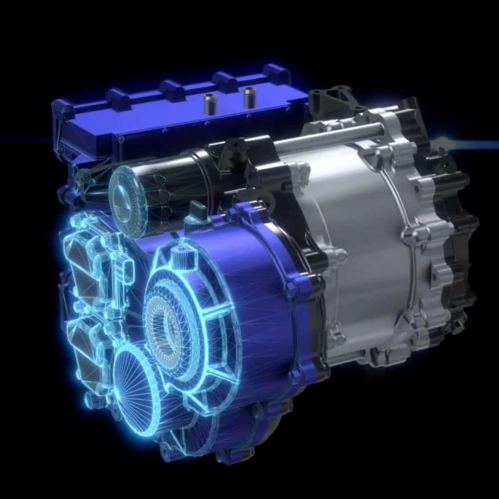 high output yamaha electric motor.