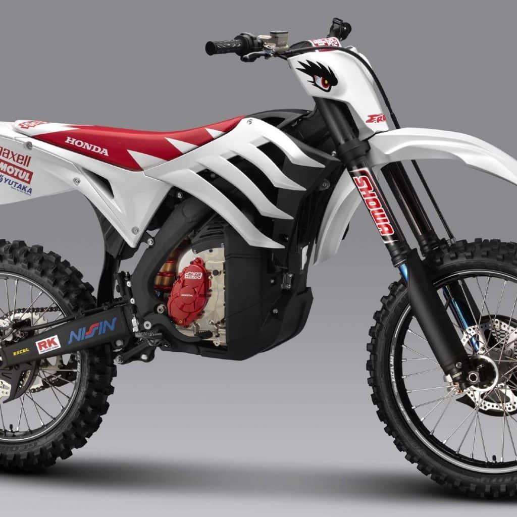 mugen erex electric dirtbike prototype.